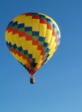 Hot air balloon ride Stock Photos