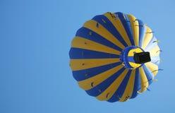 Hot Air Balloon Ride Stock Image