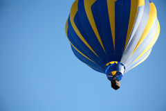 Hot Air Balloon Ride Stock Photography