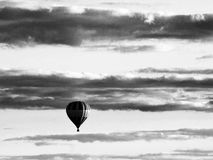 Hot Air Balloon Ride Royalty Free Stock Images