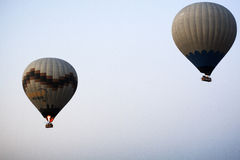 Hot Air Balloon Ride, Cappadocia Royalty Free Stock Images