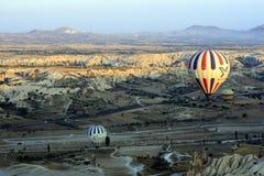 Hot Air Balloon Ride, Cappadocia Royalty Free Stock Photo