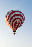 Hot air balloon. A single hot air balloon i saw at a balloon festival Stock Photo