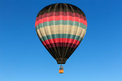 hot air balloon in the sky. Stock Photography