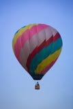 Hot Air Balloon on Summer Day Stock Photos