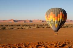 Hot Air Balloon Sunrise royalty free stock image