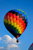 Hot Air Balloon. Takes off at local fair Stock Images