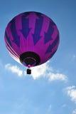 Hot Air Balloon. Takes off at local fair Royalty Free Stock Photography