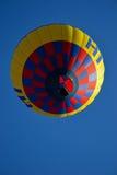 Hot Air Balloon. Takes off at local fair Stock Image