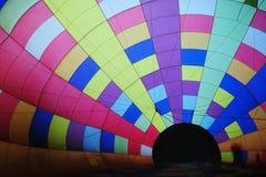 Hot-air balloon texture Stock Photography