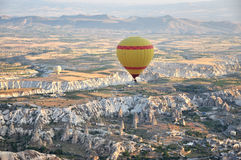 Hot Air Balloon in Turkey Stock Images