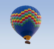 Hot Air Balloon up and away stock photography