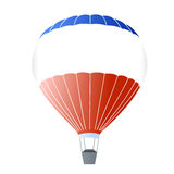 Hot air balloon vector Royalty Free Stock Photo