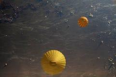 Hot Air Ballooning Stock Image