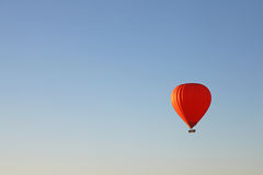 Hot Air Ballooning Royalty Free Stock Photos