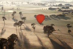 Hot Air Ballooning Stock Photo
