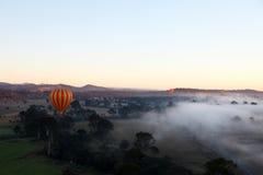 Hot Air Ballooning Royalty Free Stock Photography