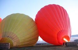 Hot Air Ballooning Royalty Free Stock Image