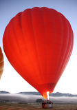 Hot Air Ballooning Stock Photography