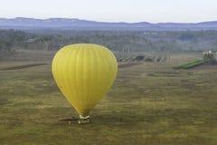 Hot Air Ballooning Cairns. Hot Air Ballooning in Mareeba Atherton Tablelands Cairns Queensland Australia royalty free stock photos