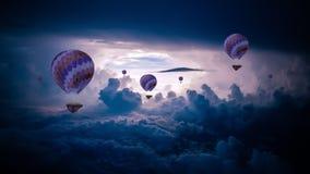 Hot Air Ballooning, Sky, Hot Air Balloon, Atmosphere Stock Photography
