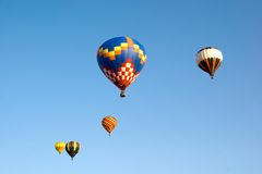 Hot Air Balloons #1 royalty free stock images