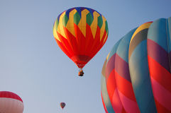 Hot-air Balloons Royalty Free Stock Images