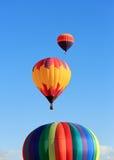 Hot air balloons Stock Photo