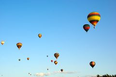 Hot Air Balloons #4 stock photography