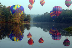Free Hot Air Balloons Stock Image - 4377451