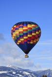 Hot Air Balloons. Methow Valley Balloon Festival Winthrop, WA Stock Photography