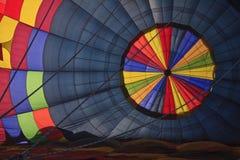 Hot Air Balloons. Winthrop Hot Air Balloon Festival Stock Image