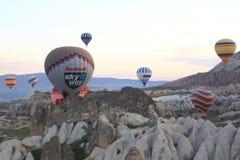 Hot Air Balloons Stock Photography