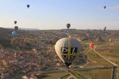 Hot Air Balloons Royalty Free Stock Photo