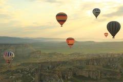 Hot Air Balloons Stock Photos