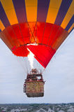 Hot air balloons in Cappadocia,  Turkey. Royalty Free Stock Photography