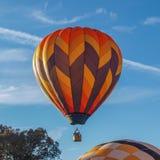 Hot Air Balloons at Carolina BalloonFest royalty free stock photo