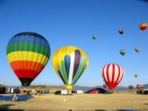 Hot air balloons Royalty Free Stock Photos