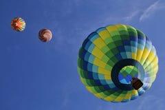 Hot Air Balloons, Floating, Fun Stock Photography