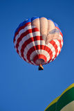 Hot Air Balloons. Ready for take off Royalty Free Stock Photos