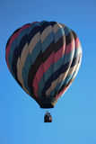 Hot Air Balloons. Takes off Stock Photography