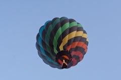 Hot air baloon Stock Image