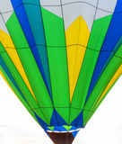 Hot Air Baloon. Hot air balloons sometimes look like abstract color painting Stock Photography
