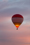 Hot Air Baloon over Cappadocia at sunrise. Royalty Free Stock Photos
