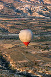 Hot Air Baloon over Cappadocia at sunrise. Stock Images