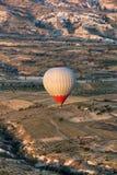 Hot Air Baloon over Cappadocia at sunrise. Turkey Stock Images