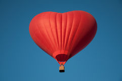 Hot air baloon Stock Images