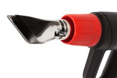 Hot air gun Royalty Free Stock Photos