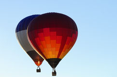 Hot air Royalty Free Stock Images