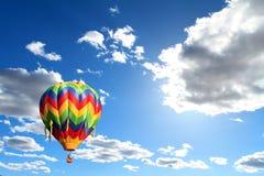 Hot ait balloon Royalty Free Stock Photos